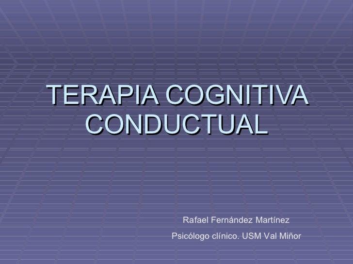 Terapia cognitiva conductual (2)