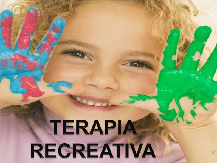 TERAPIA RECREATIVA<br />