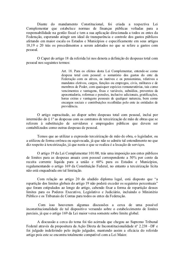 Artigo 169 cp
