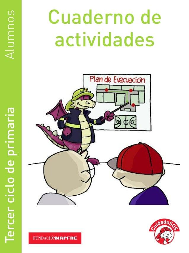 Cuaderno de actividades TercerciclodeprimariaAlumnos