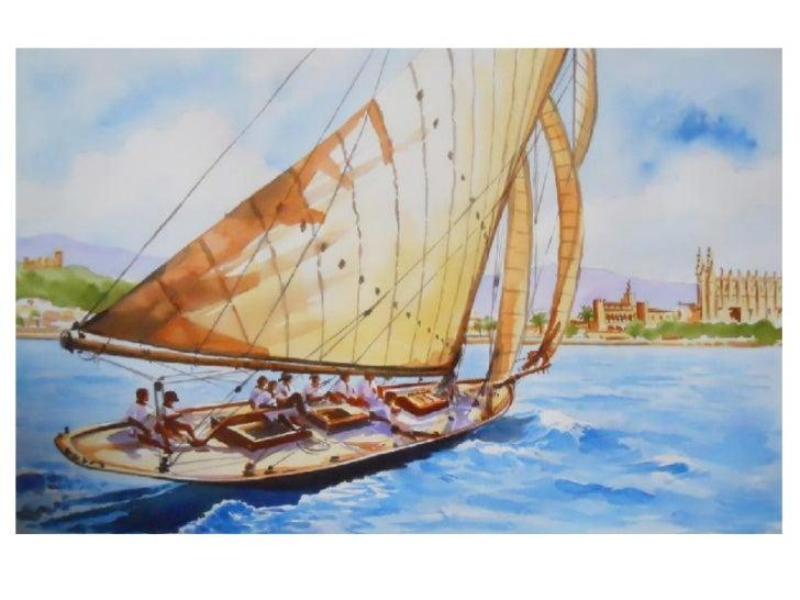 XII Concurso de Pintura Rápida del Trofeo Almirante Conde de Barcelona