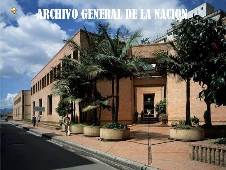 video 3 archivo general de la nacion