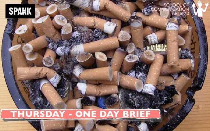 THURSDAY - ONE DAY BRIEF