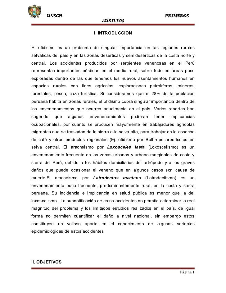 UNSCH                                                           PRIMEROS                                     AUXILIOS     ...