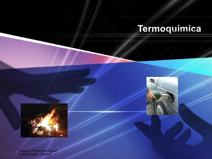 Termoquimica2bachq