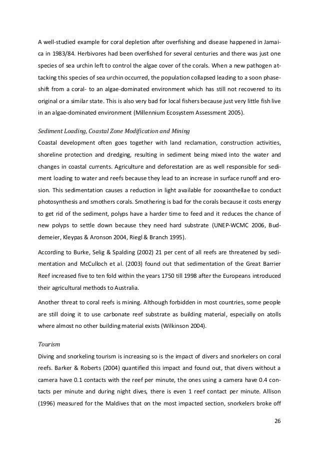 Overfishing essay