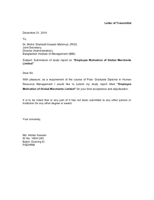 Dissertation proposal employee motivation