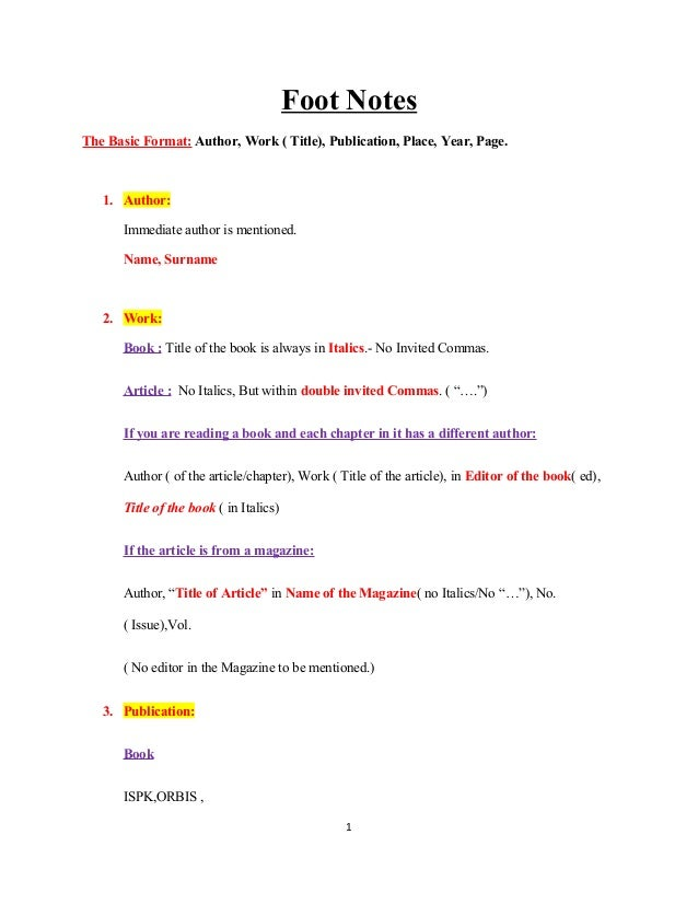 how to write an outline for research paper