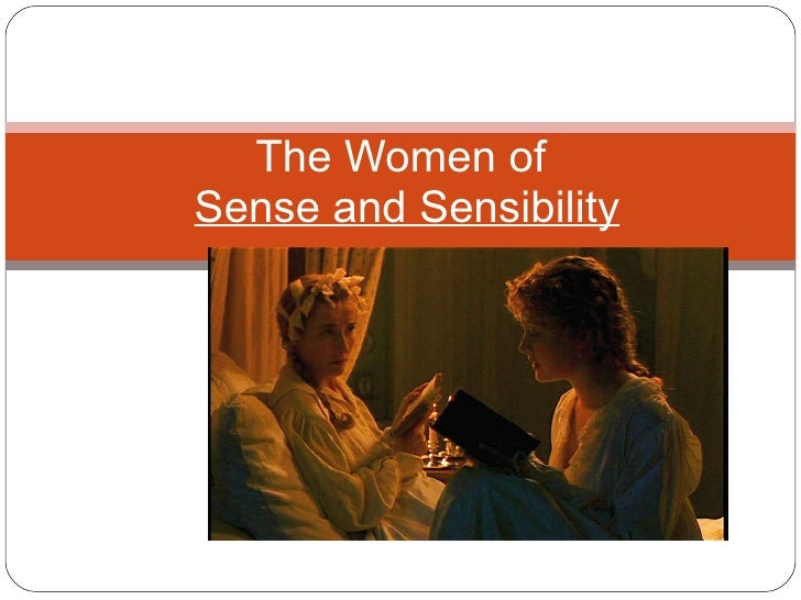 The Women of Sense and Sensibility