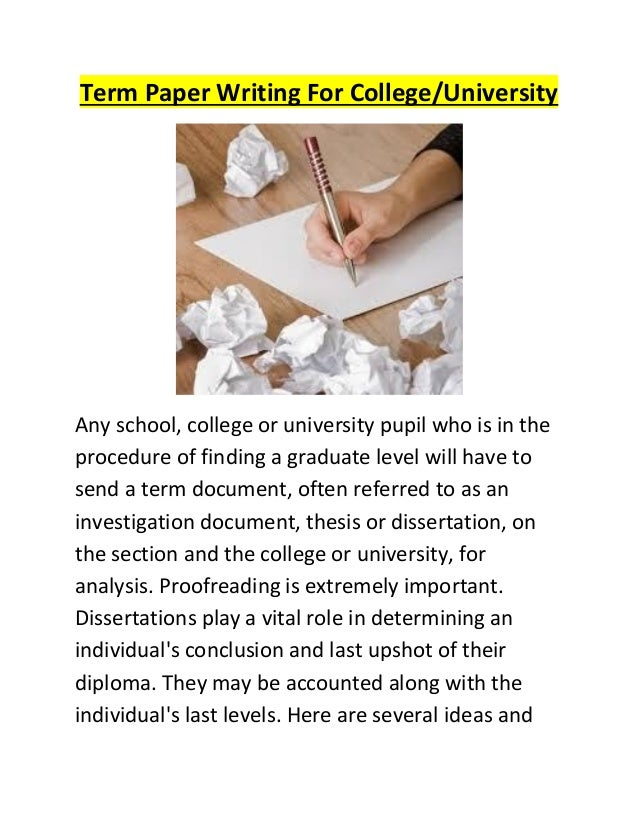 college improve thesis writing