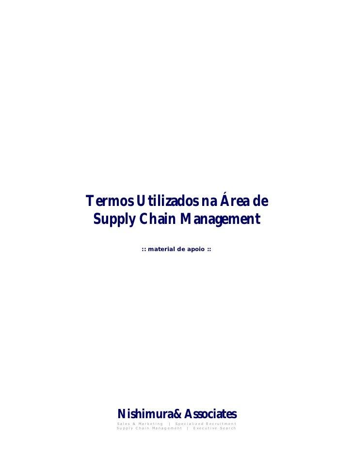 Nishimura&AssociatesSales & Marketing | Specialized RecruitmentSupply Chain Management |  Executive Search                ...