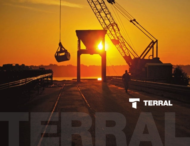 NOTE FROM THE CEO / Service is the cornerstone principle of our business. We at Terral RiverService believe in going the e...
