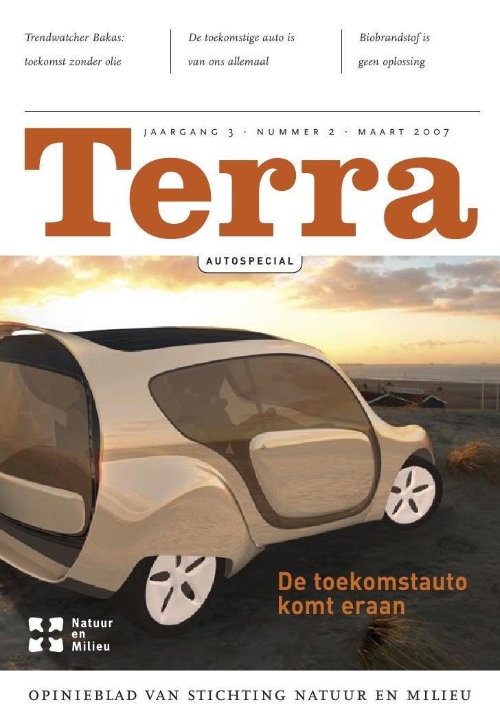 Opinieblad Terra (SNM) 2007