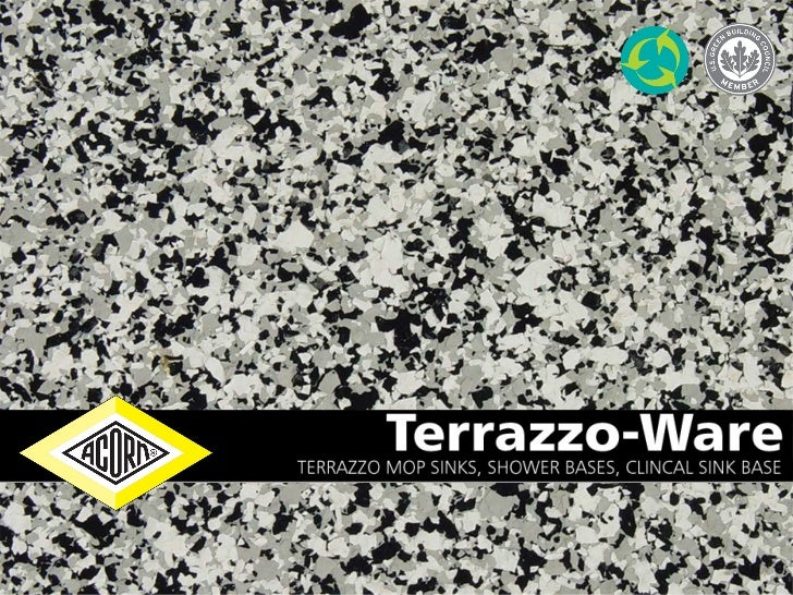 Acorn Engineering Terrazzo-Ware