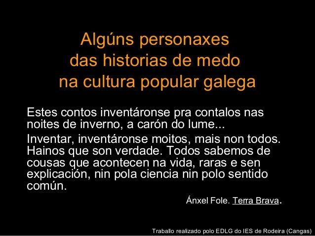 Terror galego