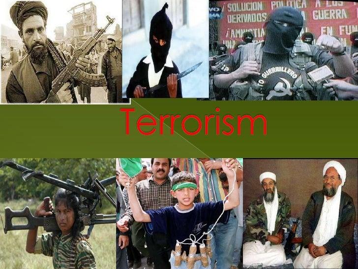 Terrorism<br />