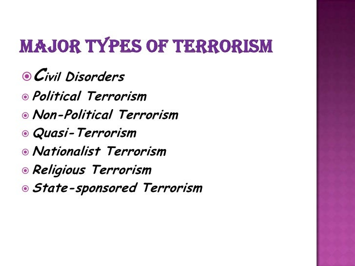 motives for terrorism essay What is counterterrorism why is it important to understand the motivations behind terrorism efforts what kind of general motives might you find among terrorists in.