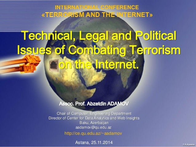 an analysis of the legal problems on the internet This could inhibit countries from addressing pressing information security problems new zealand to completely rewrite its innovative 2008 copyright law.