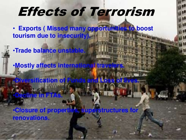 terrorism in hospitality industry The latest ecm-mkg european destinations observatory report reveals the  effects of terrorist attacks in europe for the hospitality industry.