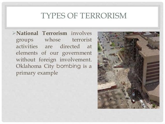 Write my terrorism paper