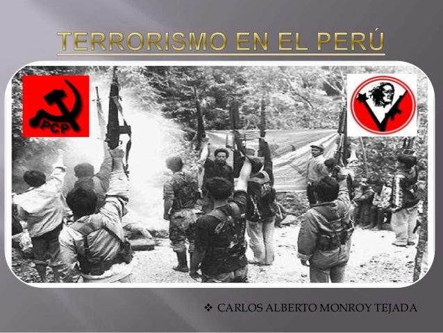  CARLOS ALBERTO MONROY TEJADA