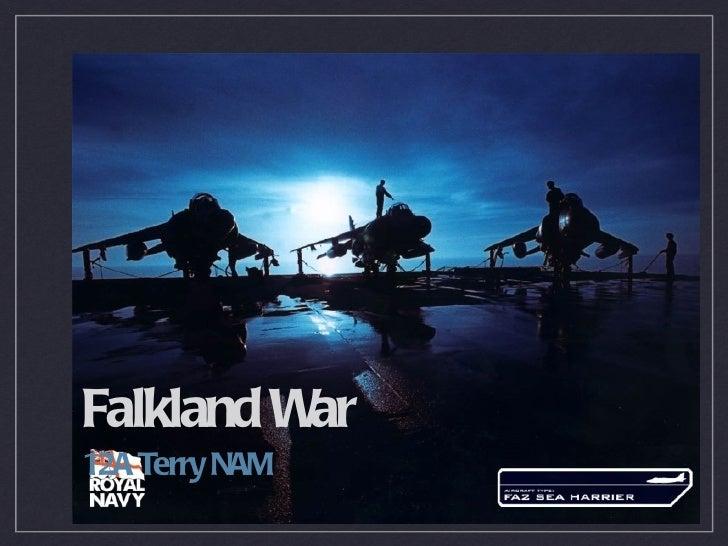 Falkland War12A Terry NAM