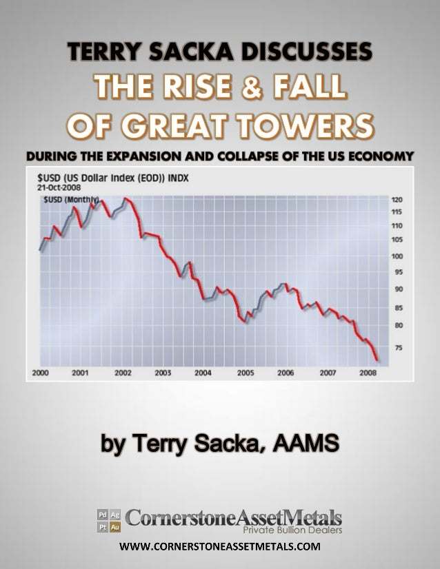 TERRY SACKA DISCUSSES DURING THE EXPANSION AND COLLAPSE OF THE US ECONOMY by Terry Sacka, AAMS