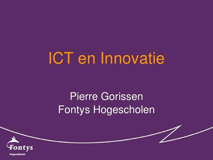 ICT en Innovatie