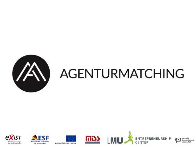 Screenshots www.agenturmatching.de
