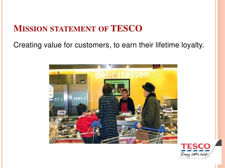 mission statement of tesco Tesco controls inc is committed to providing industry-leading quality in all of our products and services.