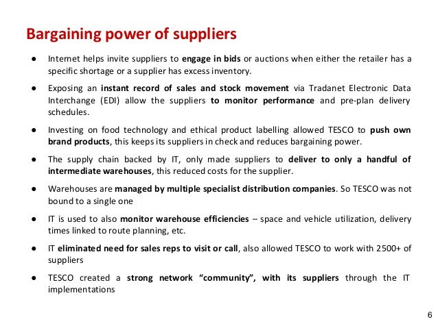 tesco inventory management case study Leadership development is a key aspect of talent management programmes and processes in organizations in a competitive business environment, organizations seek cost-efficient ways to develop talent and are continually looking for identifying leadership qualities that will help them focus energy on the right people this article explores the.