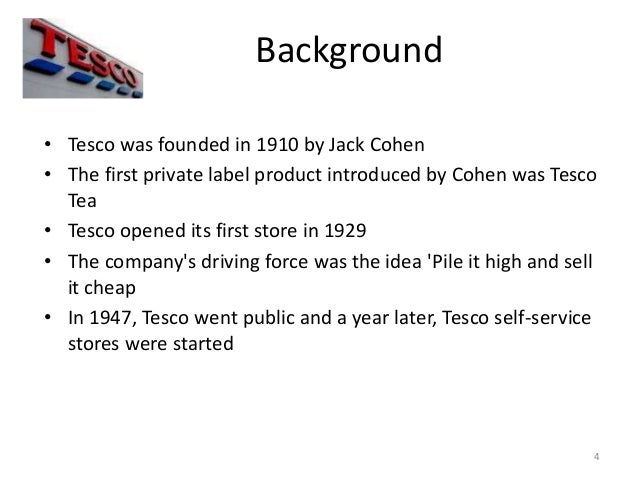 the history of tescos store format The history of tesco  if you put the tes and the co together, surprisingly it forms the word tesco the very first tesco store was opened in 1929.