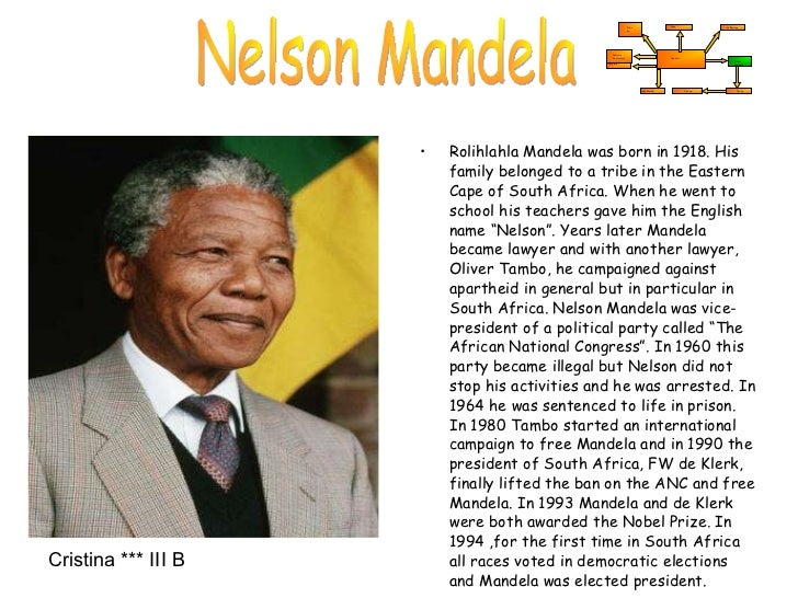 mandela essays This sample descriptive essay explores the life and death of south african president nelson mandela, and the trials he endured during the apartheid.