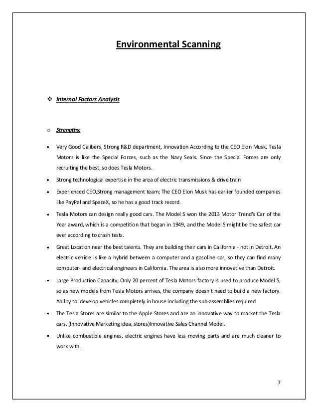 tesla strategic management essay Browse through our free business essays, perfect for any student studying on a continue reading financial and non-financial performance business performance management tesla motors tesla motors is a black continue reading essay: business strategic management and industrial.