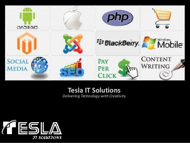 Tesla IT Solutions offers cost effective Web Design and Development Services