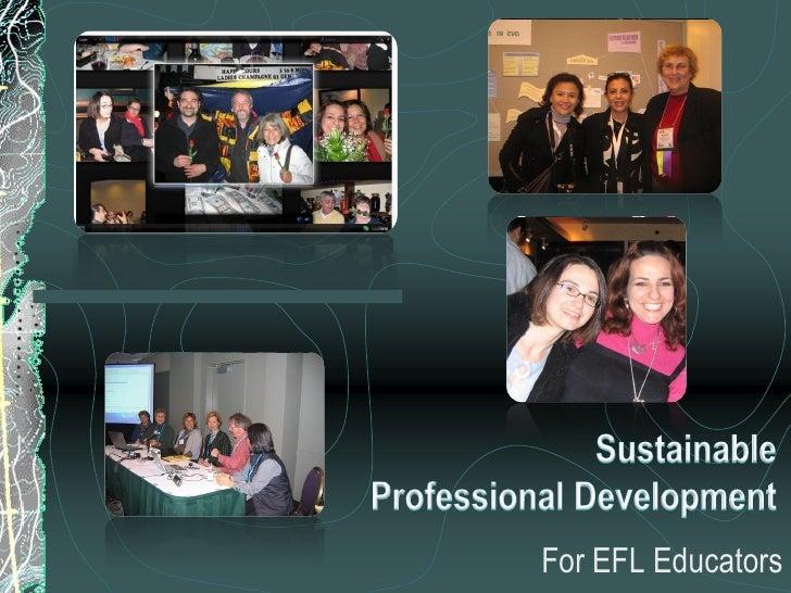 For EFL Educators