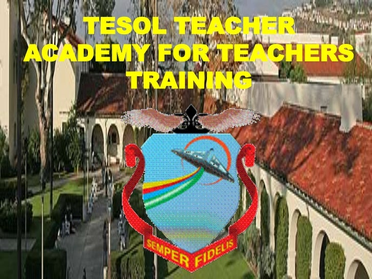 TESOL TEACHER ACADEMY