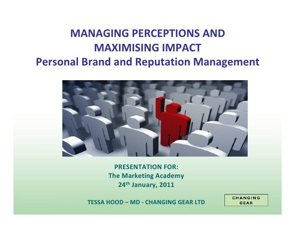 Tessa Hood Boot Camp Presentation January 24th 2011