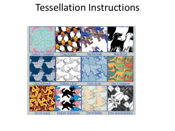 Tessellation Instructions