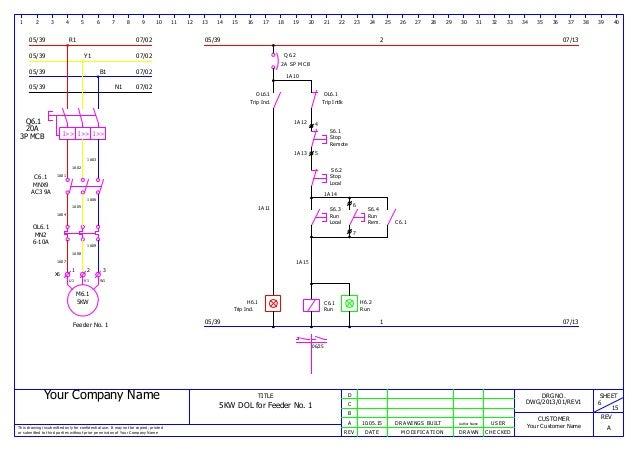 motor center schematic gallery