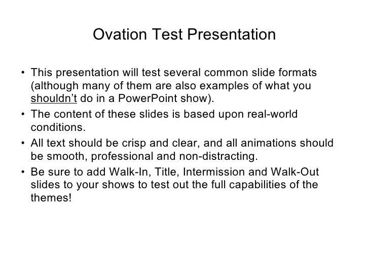 Test SlideShow-8/25/2010 11:49:28 AM