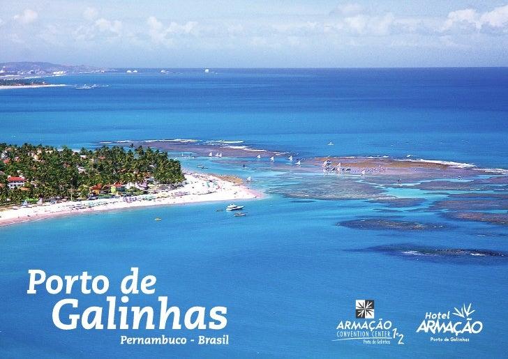 Localizada 60km ao sul do Aeroporto Internacional dos Guararapes, Porto de Galinhas oferece 18km de praias ediversas categ...