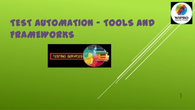 Test automation in project management