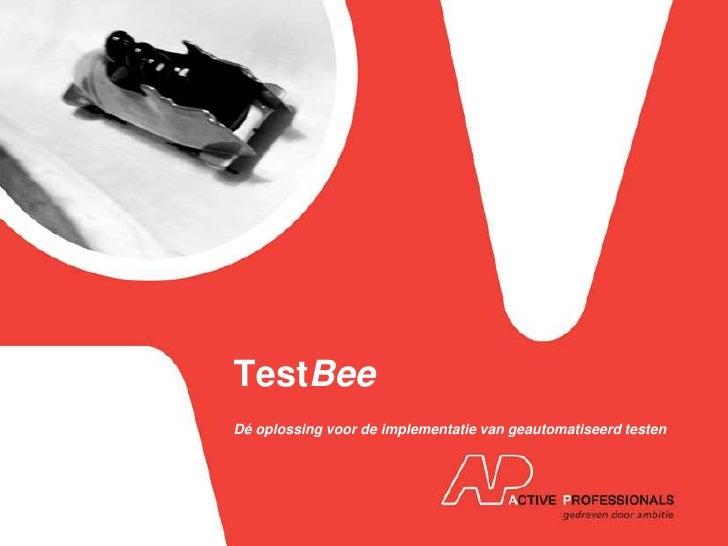 Test Bee Ap 1.2