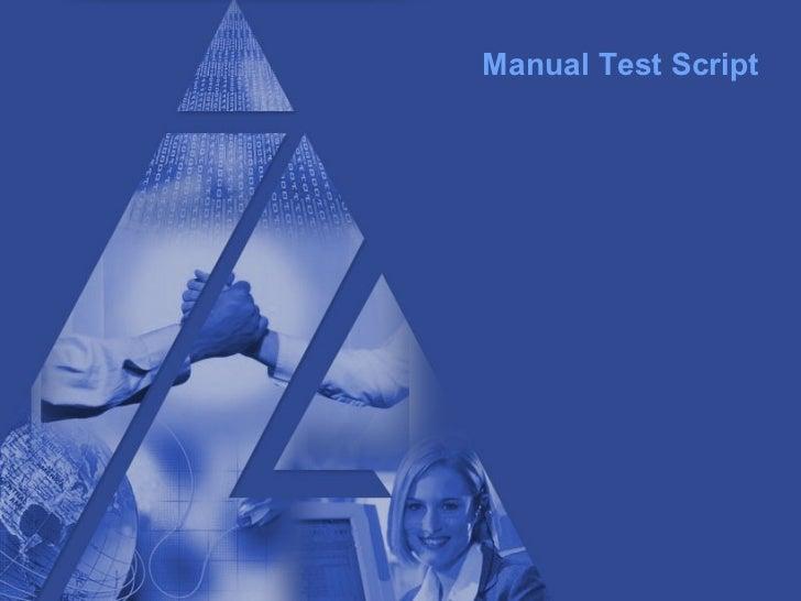 Testcase training