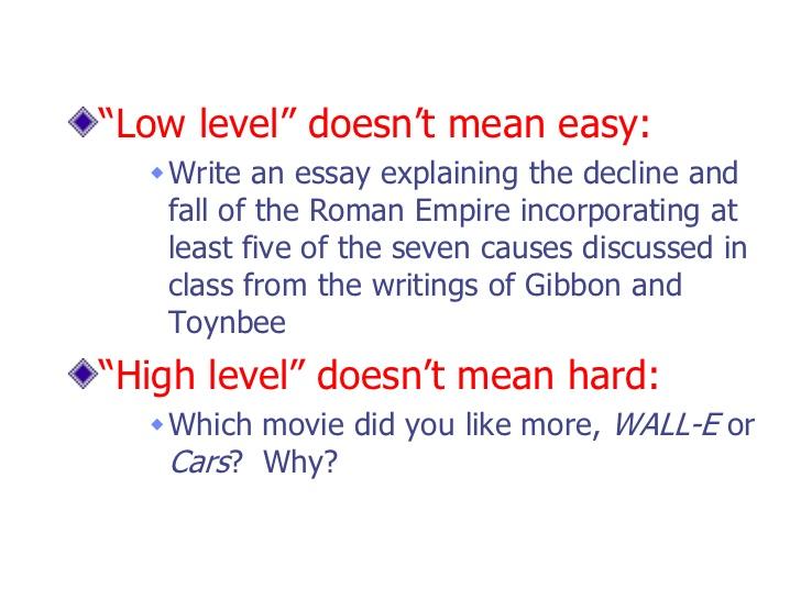 Fall of roman empire essay - Website redut-7