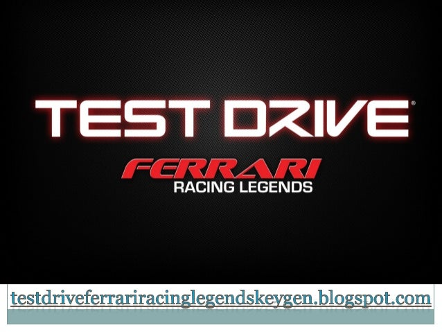 Test Drive Ferrari Racing Legends CD KeysTEST DRIVE: FERRARI RACING LEGENDS IS A RACINGVIDEO GAME DEVELOPED BY SLIGHTLY MA...