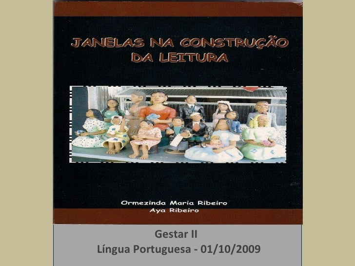 Gestar II  Língua Portuguesa - 01/10/2009