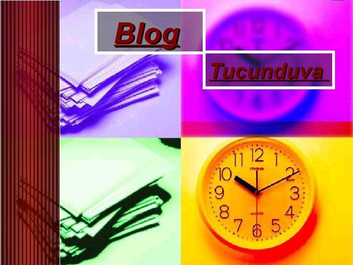 Blog   Tucunduva