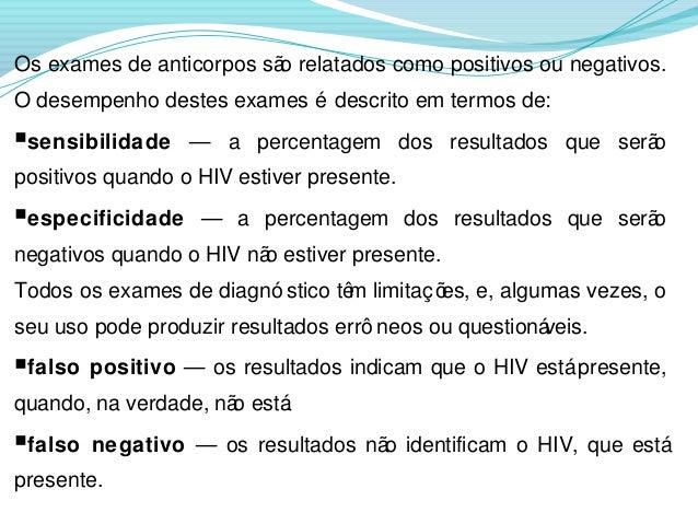 Exame elisa hiv